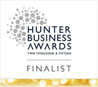 award hunter business 2015