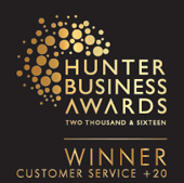 award hunter business 2016