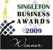 award singleton business 2009