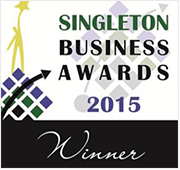 award singleton business 2015