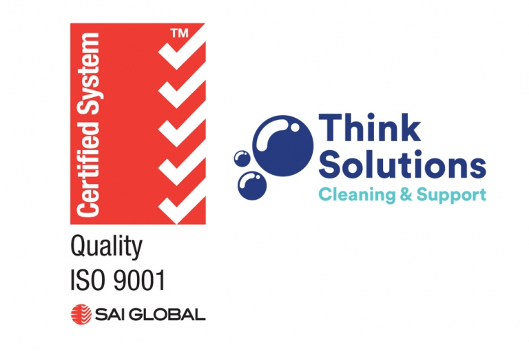 ISO Certified Commercial Cleaning Service