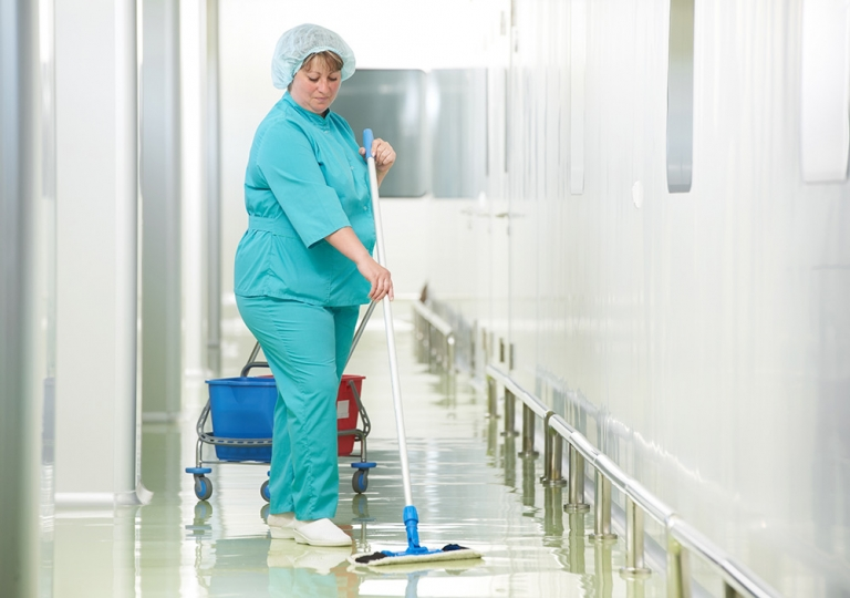 Medical Cleaning services - does your provider stack up?
